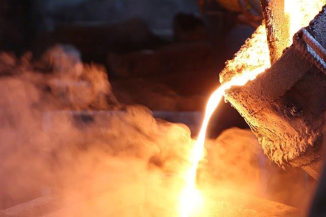 金属加工の治具:鋳造用語と解説